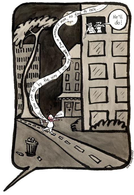 Illustration by Pen Mendonca